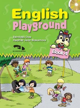 English Playground - Book 4