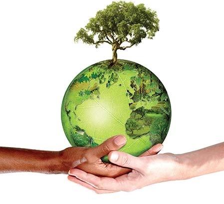Contribuição com o meio ambiente