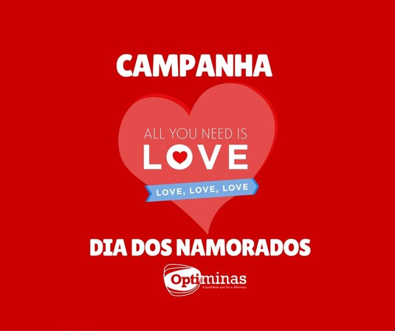 CAMPANHA DIA DOS NAMORADOS OPTIMINAS 2016