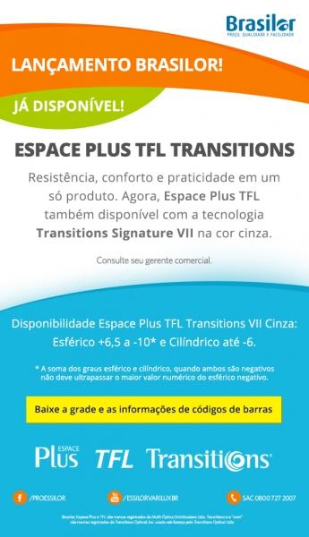 ESPACE PLUS TFL TRANSTIONS