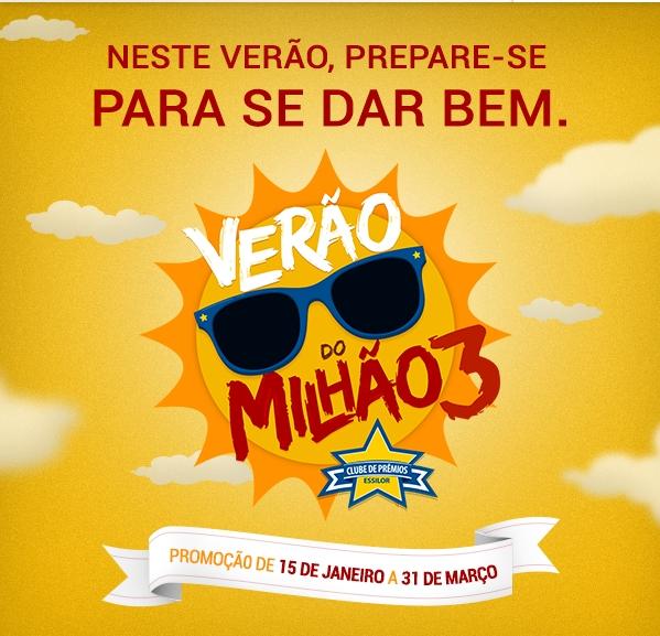 VERÃO DO MILHÃO 3
