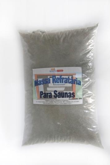 MASSA REFRATÁRIA