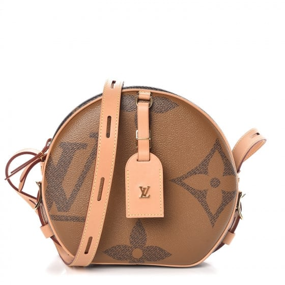 BOLSA LOUIS VUITTON BOITE CHAPEAU SOUPLE GIANT MONOGRAM - 2.290,00 10 x 229,00