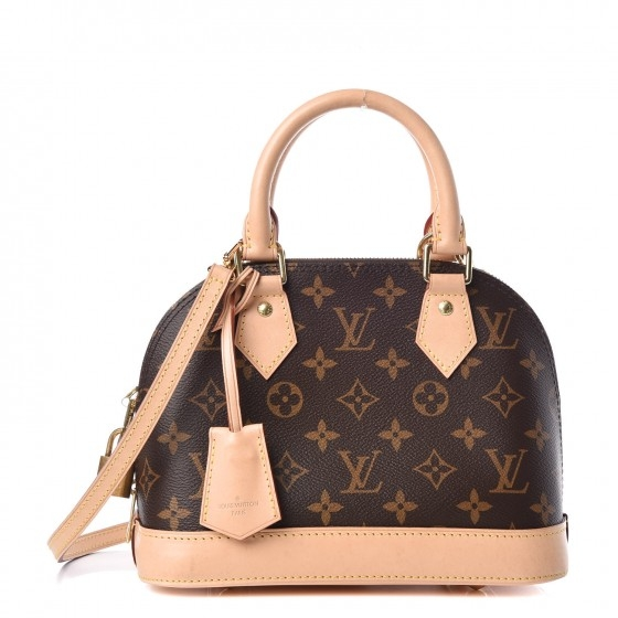 BOLSA LOUIS VUITTON ALMA BB MONOGRAM M53152 - 1.990,00 10 X 199,00
