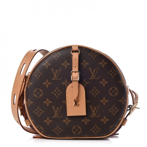 BOLSA LOUIS VUITTON BOITE SOUPLE MONOGRAM M43514 - 2.290,00 10 X 229,00