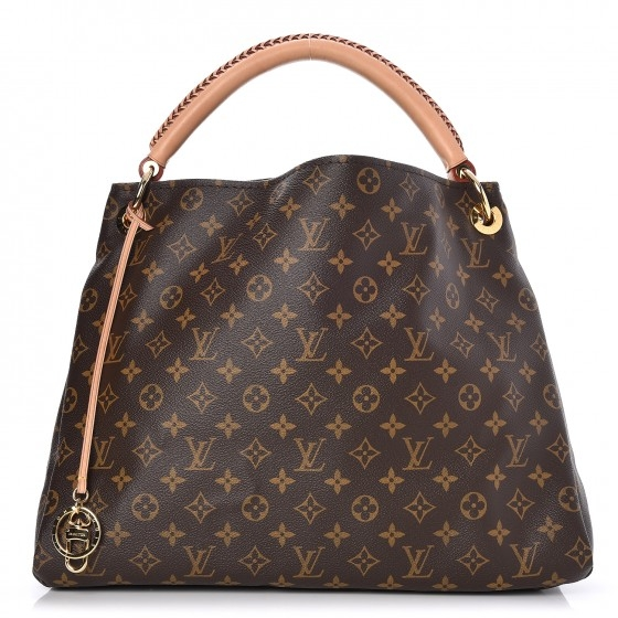 BOLSA LOUIS VUITTON ARTSY MONOGRAM M40249 - 1.990,00 10 X 199,00