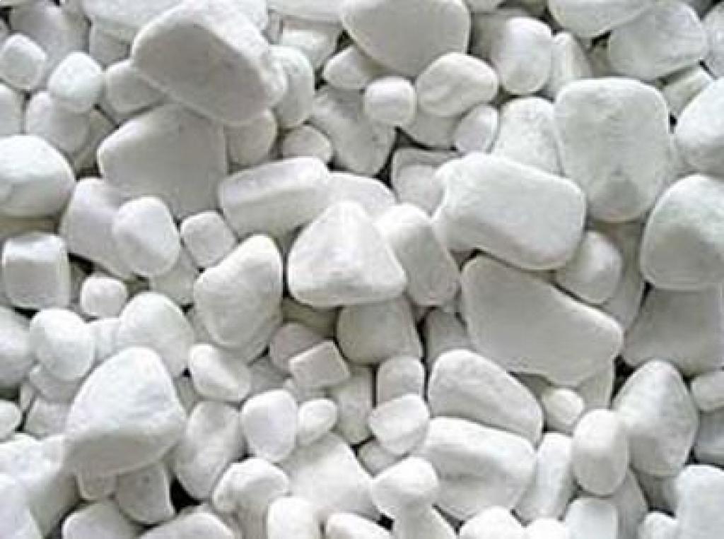 Seixo de mármore