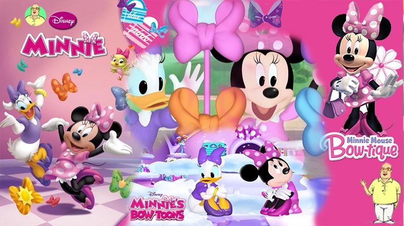 Minnie Toons Toda Serie Disney Junior Seu Amigo Farmaceutico