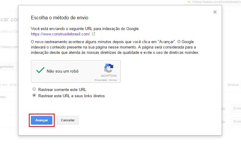 Quanto tempo demora para o meu site aparecer no Google? - - Blog ...