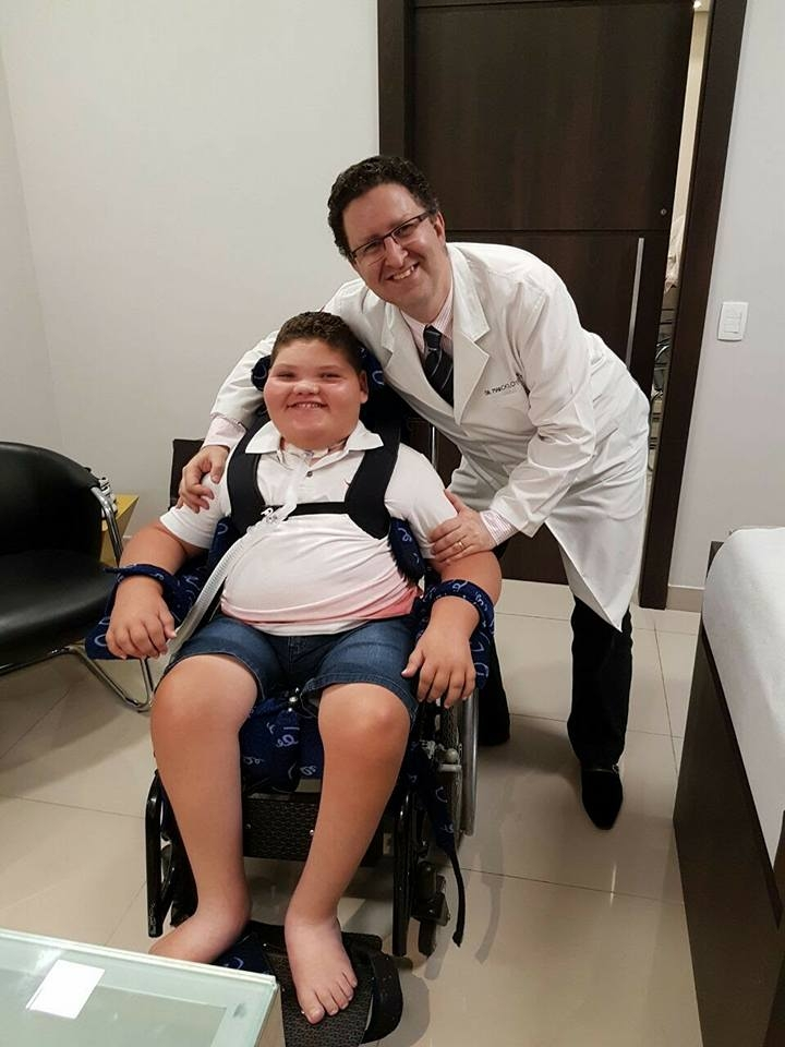 Pedro Arthur vai passar por mais uma Cirurgia