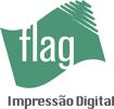 Flag Impressão Digital
