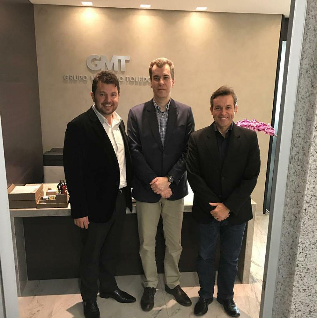 Deivson Vidal e Toledo Mineração firma parceria de sucesso com o Banco Votorantim