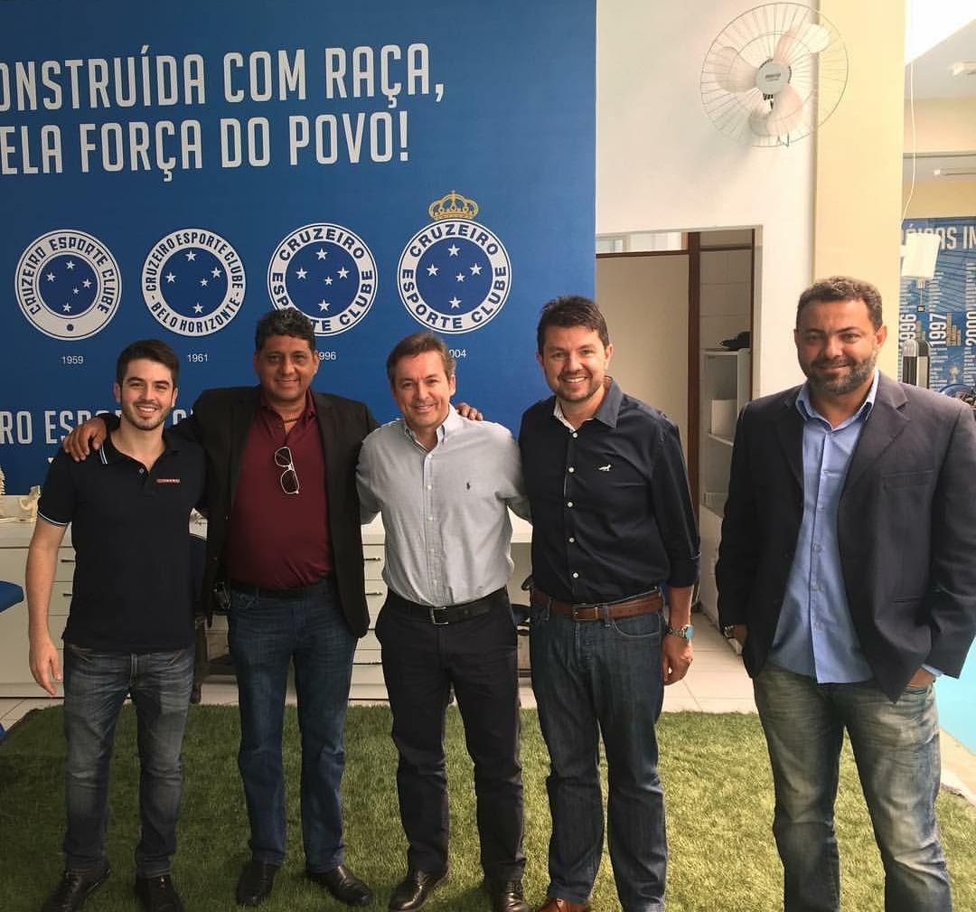 Deivson Vidal participa da visita do Presidente do LVCF a Toca da Raposa II