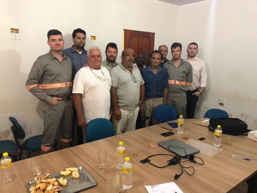 Projeto Minerário no estado do Pará recebe Deivson Vidal