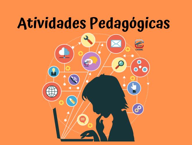 Atividades Pedagógicas - Período 01/04 a 08/04