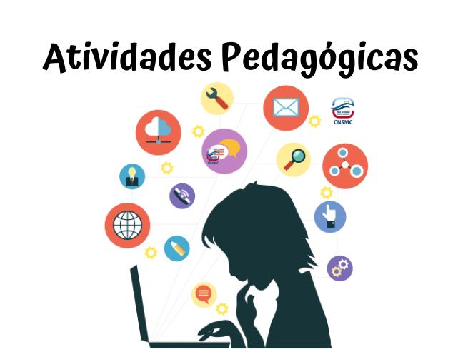 Atividades Pedagógicas - Período 13/04 a 17/04