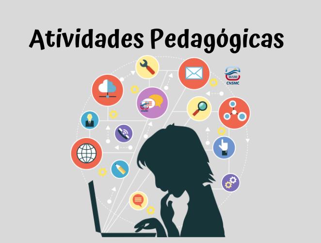 Atividades Pedagógicas Online - 23/03 a 31/03/2020