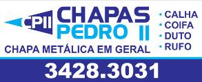Artefatos Chapas Pedro II LTDA