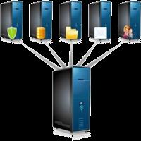 Virtualização de Servidores e ou Desktops -