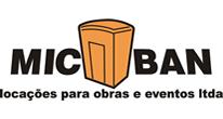Mic Ban Locações Para Obras e Eventos Ltda