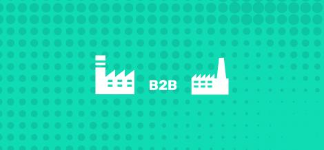 O que significa a sigla B2B?