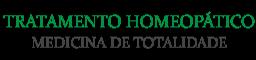 Tratamento Homeopático Medicina de Totalidade
